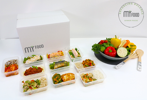 View Dinner Packs on MY Food Lifestyle